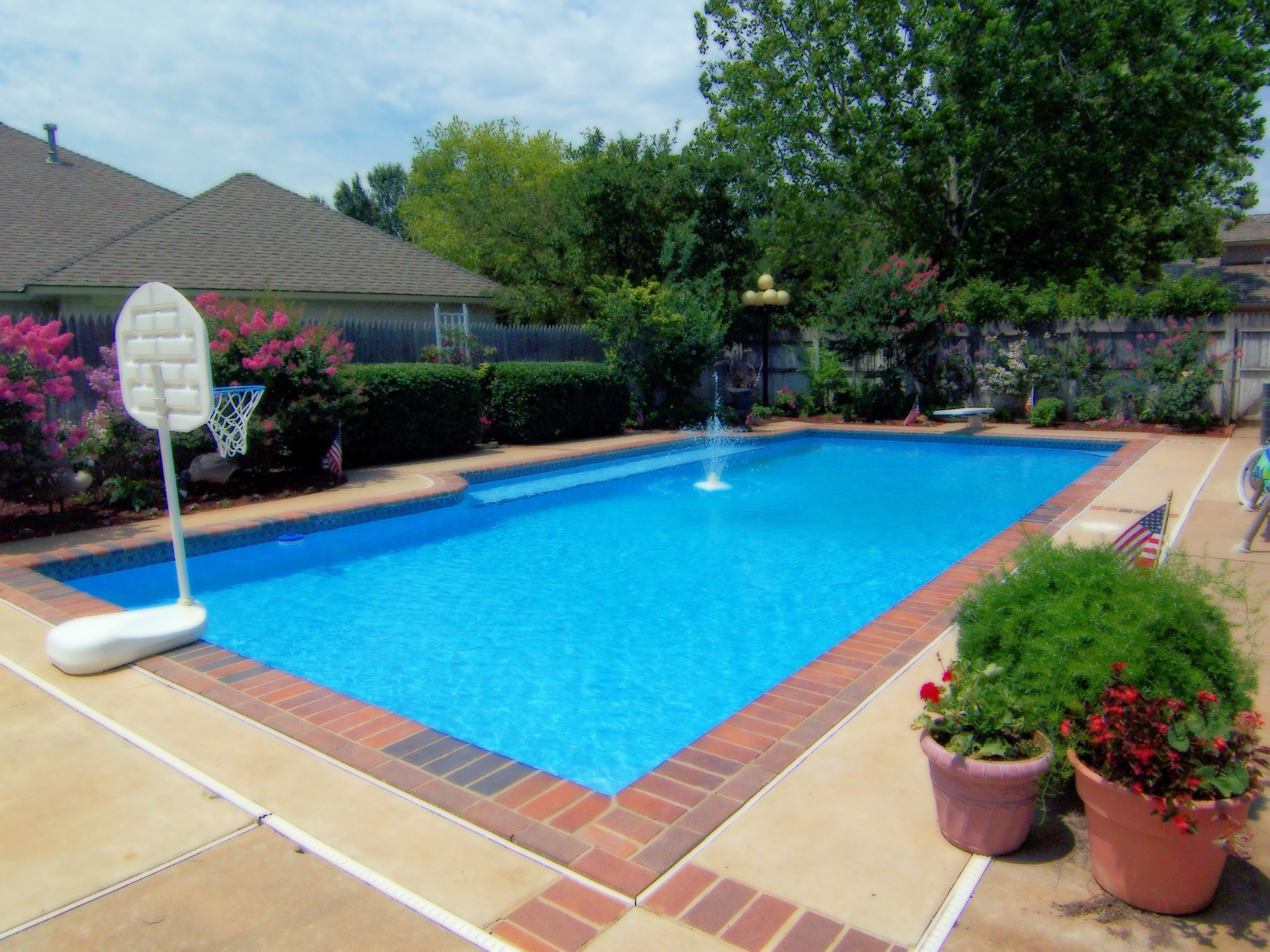 Swimming pools require adequate homeowners insurance for Great pool houses